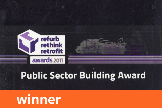 3R Awards, Best Public Building, Winner 2011