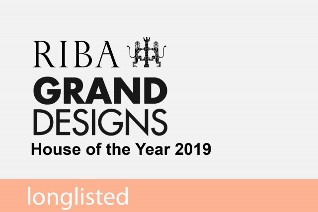RIBA Grand Designs House of the Year Longlisted (Max Fordham House) 2019