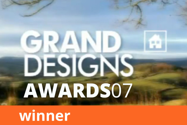 Grand Designs Awards, Best Eco House, Winner 2007