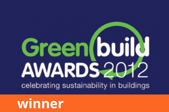 Greenbuild Awards, Retrofit, Winner 2012