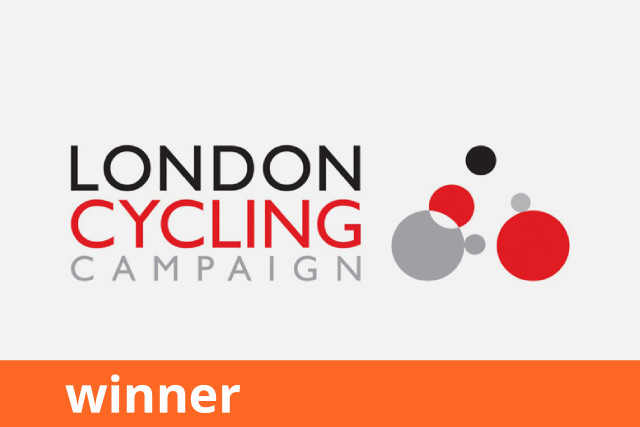 London Cycling Campaign, Best Cycling Facility, Winner 2008