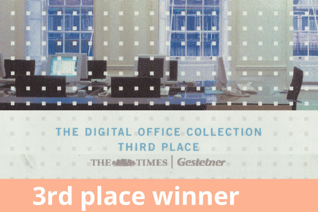 The Times Digital Office Collection, 3rd Place Winner 2003 (Chambers of Mark Platts - Mills QC)